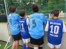 Junge Fussballer 1